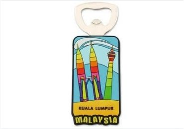 Malaysia Souvenir Bottle Opener manufacturer and supplier in China