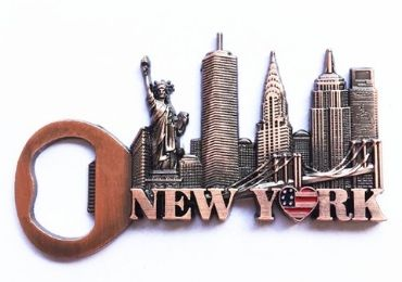 New York Souvenir Bottle Opener manufacturer and supplier in China