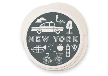 New York Souvenir Coaster manufacturer and supplier in China
