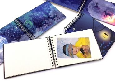 Paper Photo Album Book manufacturer and supplier in China