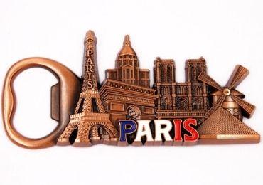 Paris Souvenir Bottle Opener manufacturer and supplier in China