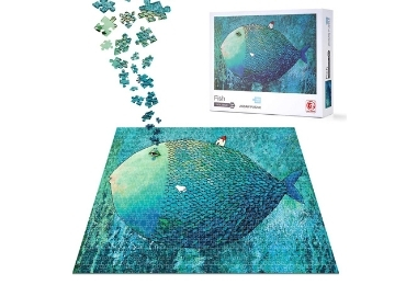 Puzzle manufacturer and supplier in China