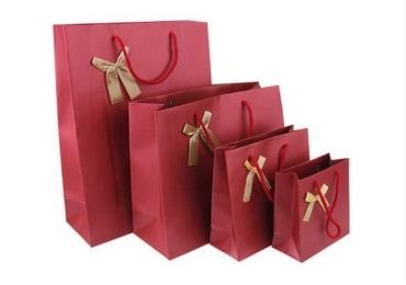 Shopping Mall Paper Bag manufacturer and supplier in China