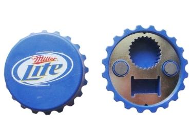 Souvenir Bottle Cap Opener Magnet manufacturer and supplier in China