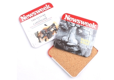 Souvenir Metal Coaster manufacturer and supplier in China