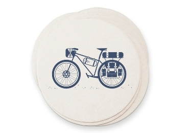 Souvenir PP Coaster manufacturer and supplier in China
