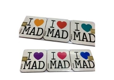 Spain Souvenir Coaster manufacturer and supplier in China