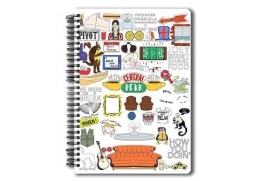 Spiral Notepad manufacturer and supplier in China