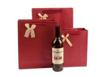 Spirits Paper Bag manufacturer and supplier in China
