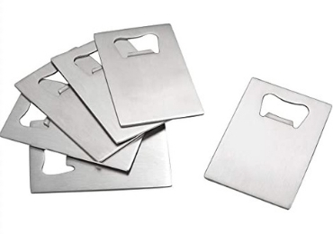 Stainless Steel Souvenir Bottle Opener manufacturer and supplier in China