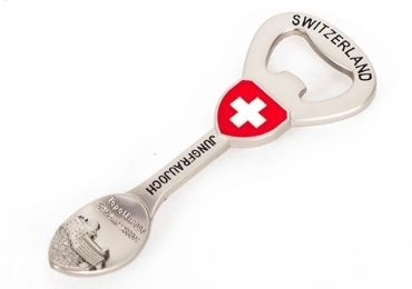 Switzerland Souvenir Bottle Opener manufacturer and supplier in China
