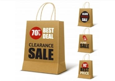 Takeaway Paper Bag manufacturer and supplier in China
