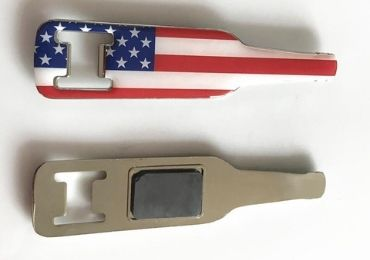 USA Souvenir Bottle Opener manufacturer and supplier in China