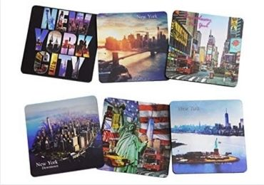 USA Souvenir Coaster manufacturer and supplier in China