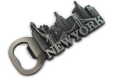 USA Souvenir Metal Bottle Opener manufacturer and supplier in China