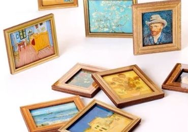 Van Gogh Photo Frame manufacturer and supplier in China