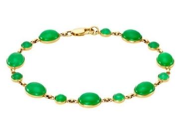 Emeralds Bracelet manufacturer and supplier in China