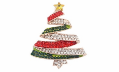 personalized Christmas Brooch wholesale manufacturer and supplier in China