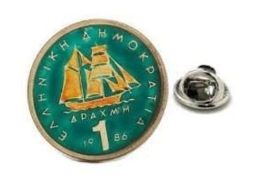 Museum Souvenir Pin manufacturer and supplier in China