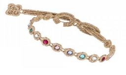 16 - Color Gem Bracelet manufacturer and supplier in China