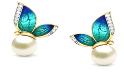 Butterfly Earring manufacturer and supplier in China