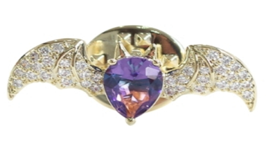 Gemstone Brooch manufacturer and supplier in China