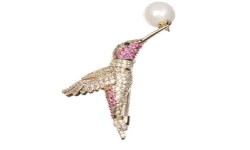 custom Gift Brooch manufacturer and supplier in China