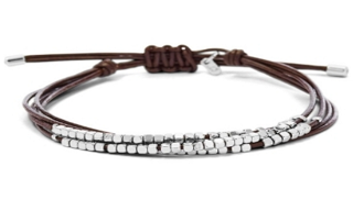 27 - Leather Bracelet manufacturer and supplier in China