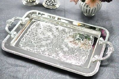 Luxury Silver Tray manufacturer and supplier in China