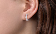 custom Huggies Earring wholesale manufacturer and supplier in China