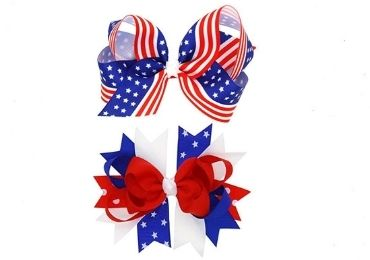 America Flag Hairpin manufacturer and supplier in China