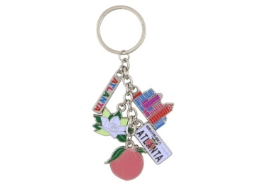 America Souvenir Keychain manufacturer and supplier in China