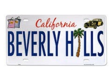 America Souvenir License Plate manufacturer and supplier in China