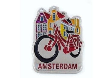 Amsterdam Souvenir Pin manufacturer and supplier in China