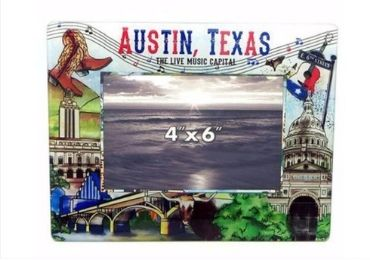 Austria Souvenir Photo Frame manufacturer and supplier in China