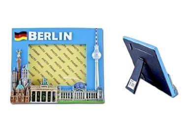 Berlin Souvenir Photo Frame manufacturer and supplier in China