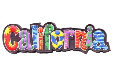 California Souvenir Magnet manufacturer and supplier in China