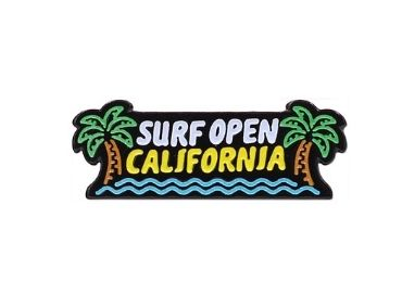 California Souvenir Pin manufacturer and supplier in China