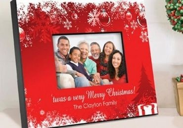 Christmas Wooden Photo Frame manufacturer and supplier in China