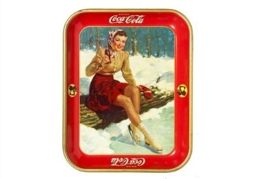 Coca Cola Vintage Tray manufacturer and supplier in China
