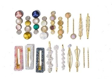 Custom Hair Pins manufacturer and supplier in China