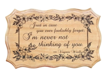 Custom Wooden Sign manufacturer and supplier in China
