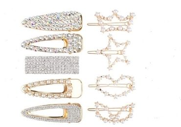 Diamond Hair Clips manufacturer and supplier in China
