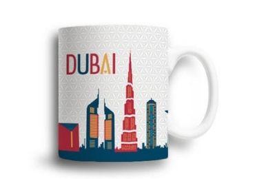 Dubai Souvenir Mug manufacturer and supplier In China