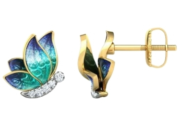 Enamel Earring manufacturer and supplier in China