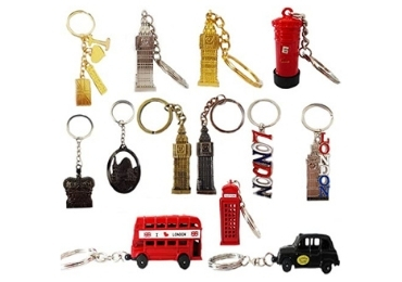 Enamel Souvenir Keychain manufacturer and supplier in China