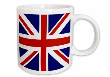 England Souvenir Mug manufacturer and supplier in China
