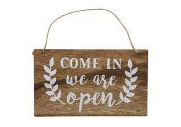 Etsy Wooden Sign manufacturer and supplier in China