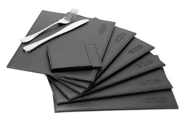 10 - Leather Souvenir Placemat manufacturer and supplier in China