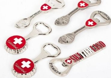 24 - Swiss Souvenir Bottle Opener manufacturer and supplier in China